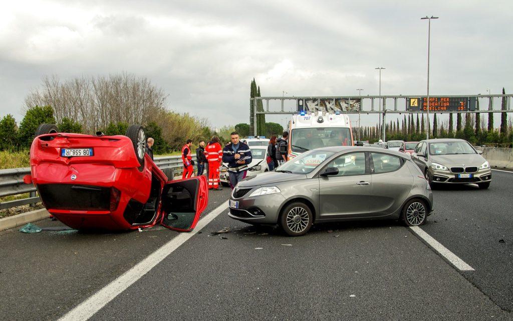 Autounfall Haftpflichtversicherung